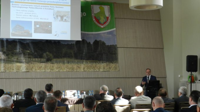 XXX Forum ZGWWP, Miedzynarodowe Forum Samorządów Wiejskich