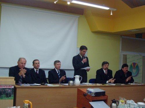 I REGIONALNY KONGRES GWWP – 18-19 Stycznia 2006 R.