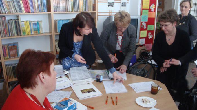 Spotkanie Zespolu Projektowego W Sztabinie 2 Marca 2011r