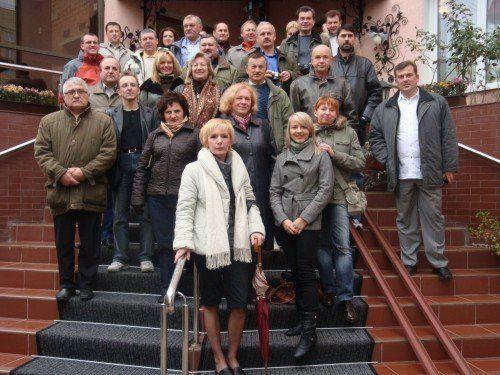 WYJAZD STUDYJNY DO UKRAINY – 16-19 Października 2008 R.