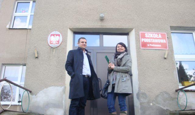 Wizyta Monitorujaca W Pockunach