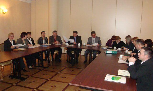 Konferencja Inaugurująca  Wdrażanie Modelu Doskonałości EFQM 26.11.2010