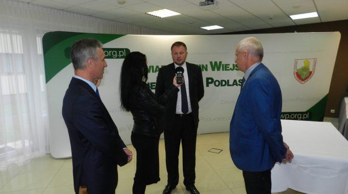 Radio Białystok O Działaniach ZGWWP Na Białorusi