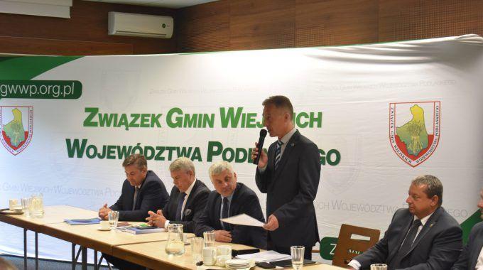 XXXIII Forum Związku Gmin Wiejskich Województwa Podlaskiego
