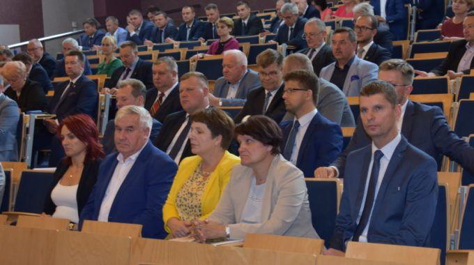 XXXIV Forum Związku Gmin Wiejskich Województwa Podlaskiego