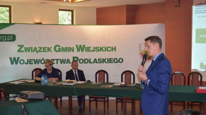 XXXV Forum Związku Gmin Wiejskich Województwa Podlaskiego