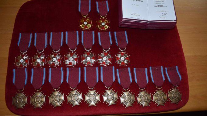 Krzyże Zasługi