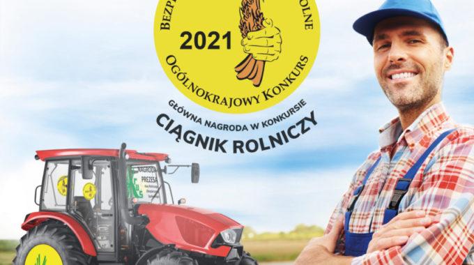XVIII Konkurs Bezpieczne Gospodarstwo Rolne