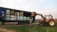 Rutka-Tartak Wysłała 8 TIR-ów Płodów Rolnych Dla Powodzian