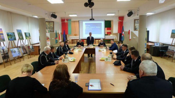 Międzynarodowe Spotkanie Partnerów Dotyczące Wspólnego Projektu Transgranicznego