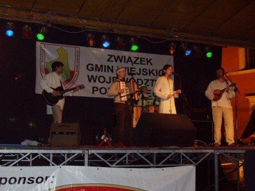 PODLASKIE GMINY WIEJSKIE W WARSZAWIE – 3 Października 2004 R.
