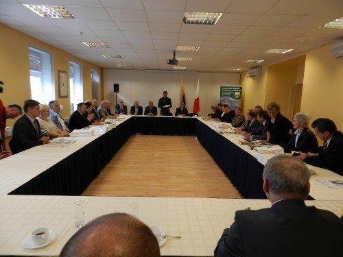 WYJAZD STUDYJNY DO REPUBLIKI LITWY – 6 – 8 Wrzesień 2012 R.