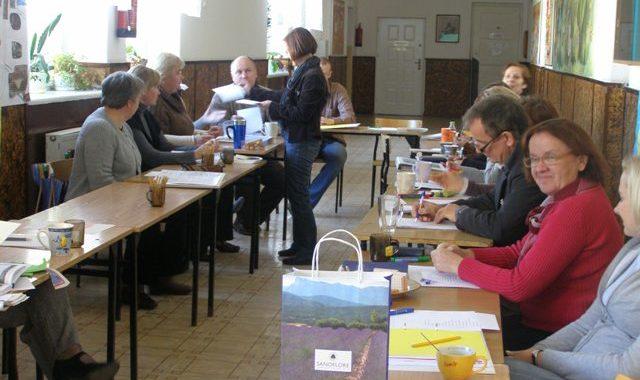 Szkolenie Sztabin 9-10 Października 2010r
