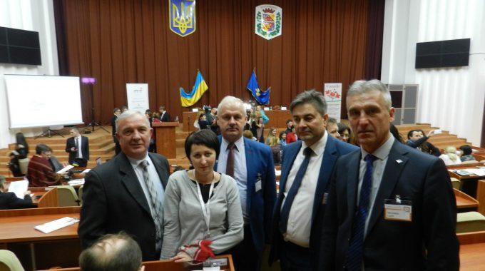 Konferencja W Połtawie