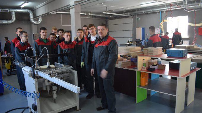 Szkolenie Zawodowe- Mołodkowicze