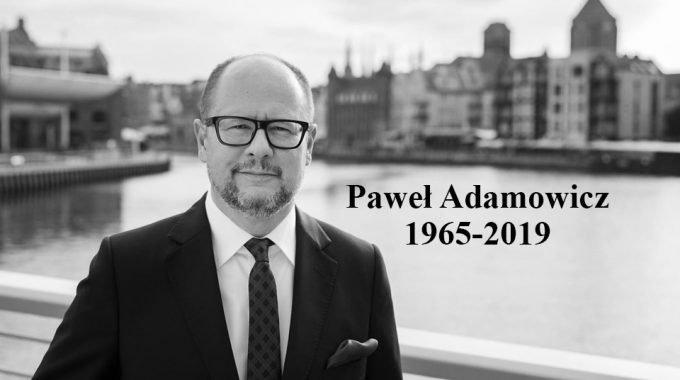 Nie żyje Prezydent Gdańska – Paweł Adamowicz