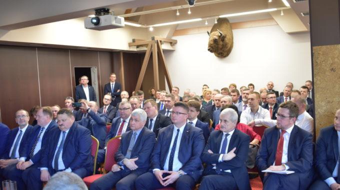 XXIII Zgromadzenie Ogólne Związku Gmin Wiejskich Województwa Podlaskiego