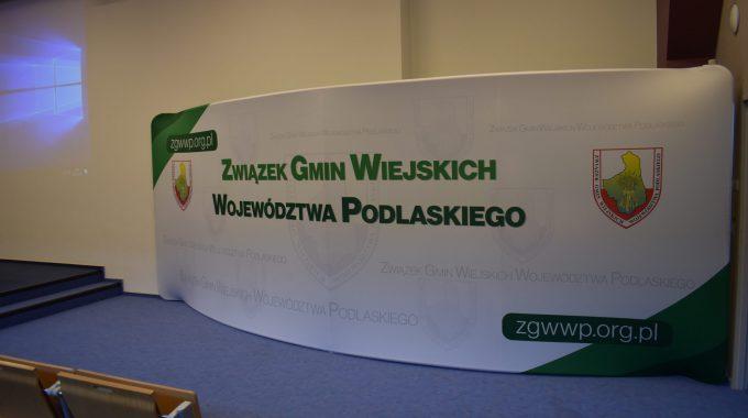 XXXIV Forum Związku Gmin Wiejskich Województwa Podlaksiego